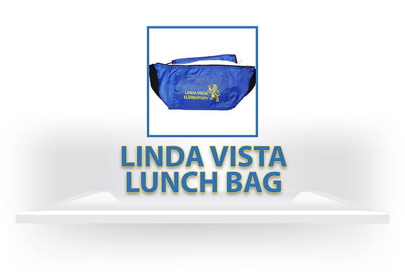 Linda Vista Lunch Bag
