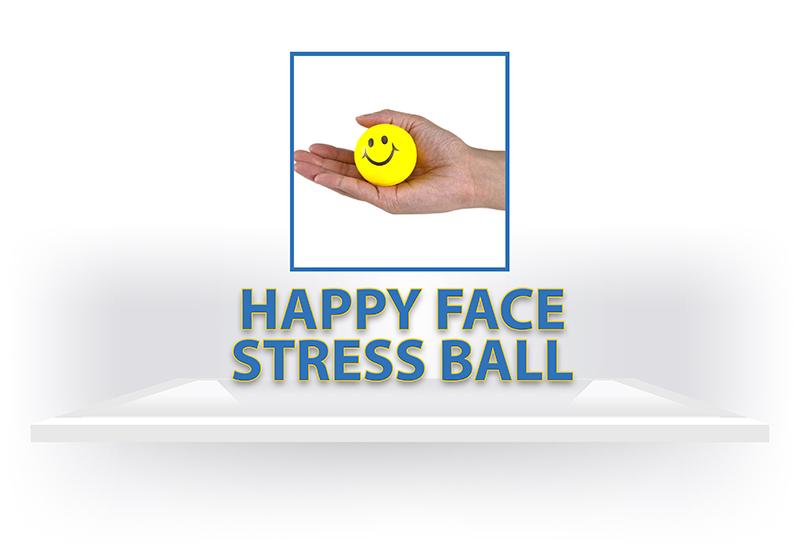 Happy Face Stress Ball