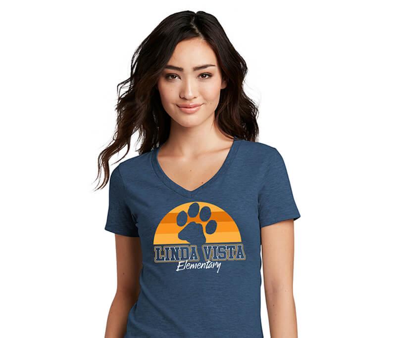 Linda Vista Sun Ladies V Neck